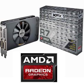 Video Radeon R7-360p-2sf5 Hd R7 360 Ddr5 2gb Xfx Envio