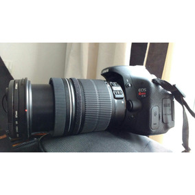 Canon T3i + 18 135 Is+ 32g + 3 Meses Garantia