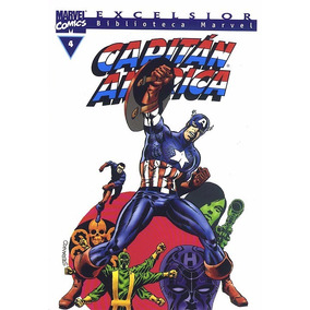 Biblioteca Marvel Excelsior Capitan America 4 Comics Forum