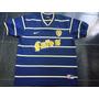 Terrible Camiseta De Boca Jrs Mercosur 99