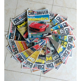 16 Revistas Car And Driver