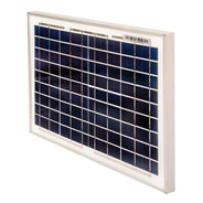 Painel Solar Placa Fotovoltaica Sinosola Sa 10w