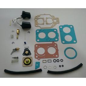 Kit De Reparo Do Carburador Tldz 1.6 E 1.8 Alcool/ Gasolina