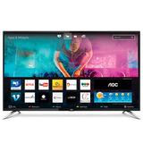 Met-e Aoc Tv Led 127 Cms (50 ) Uhd Smart Ref: Le50u7970i Aoc