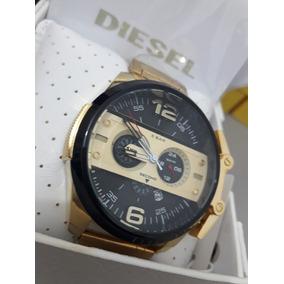 Relógio Diesel Italiano Frete Gratis