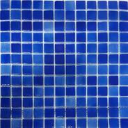 Venecitas Azul Niebla Calidad Premium 2,5x2,5 Por M2