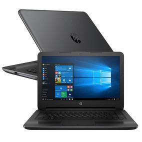 Notebook Hp 246 G5, Intel Core I3, 4gb, 500gb, Windows 10