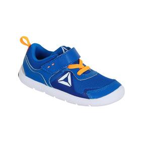 Zapato Reebok Casual Ventureflex Stride 5.0 Bebé - Azul