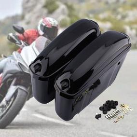 Estados Unidos Moto Tronco Alforjas Laterales Estuche Para