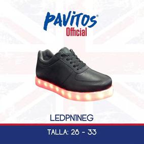 Zapatos Pavitas Con Luces Led Colección 2017