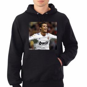 Buzo Canguro Cristiano Ronaldo Cr7 Futbol Real Madrid Mod7