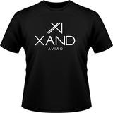 Camiseta Camisa Banda Xand Avião Forró Colorida