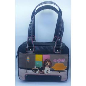 Bolsa Cachorro Preta,original Rafitthy