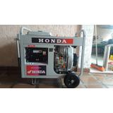 Planta Generadora Electrica Honda 10 Kva Diesel