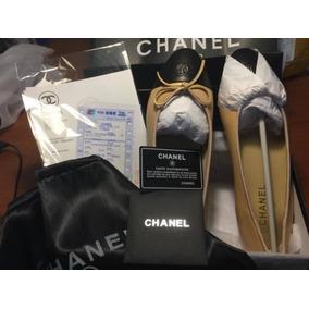 Sapatilha Chanel Clássica Qualidade Impecável!