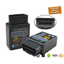 Mini Scanner Automotivo Obd2 Bluetooth Computador De Bordo