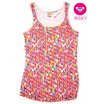 Musculosa Roxy Usa Original Remera Quiksilver S M Surf Impor