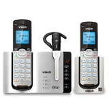 Vtech Contect To Cell Ds6671-3 Telefono Expansible Dect6.0