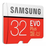 Cartão Micro Sd Sdhc Samsung Evo Plus 32gb Classe10 95mb/s