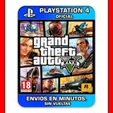 Gta 5 V Ps4 : Digital : Grand Theft Auto V Stock Ya