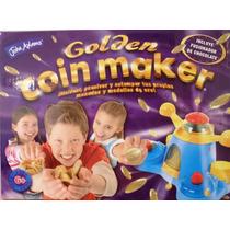 Fabrica Monedas De Oro Chocolate Golden Coin Maker Nextpoint