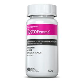 Testofemme - Inove Nutrition® - 60 Capsulas