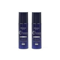 Kit Shampoo E Condicionador Matizador Platinum Dicolore