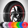 Friso Mvk Sport 150 Quadriciclo Refletivo Adesivo Roda Filet