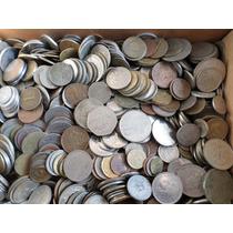 Lote 100 Monedas Extranjeras Diferentes ¡barato!