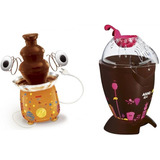 Fonte De Chocolate Arno Chocokids + Pipoqueira Pipokids Kit