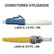 Cordão Óptico St-pc / Lc-pc (35 Mts) Vendo Outros Tamanhos