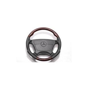 Volante De Madera De Nogal Para Mercedes Benz R129 Sl Clase