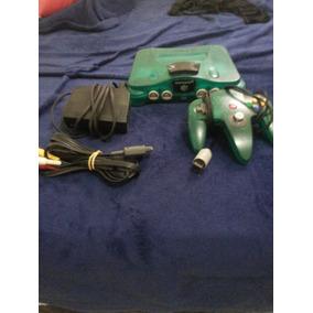 Nintendo 64 Completo C/ Controle Original + Fonte + Expansi
