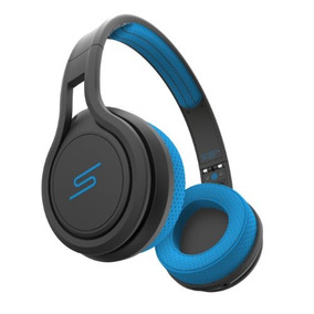 Sms Audio Street By 50 Wired On-ear Sports Headphones Blue