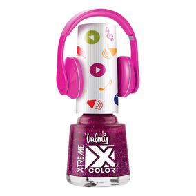 Esmalte Xtreme Color Tomorrowland (trance) Ed Especial Valmy