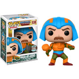Man At Arms Exclusivo Specialty De He-man Funko Pop