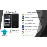 Telefono Android 6.0 Lg Phoenix 3, 1.5gb Ram 16gb Tienda.