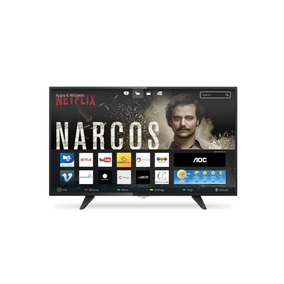 Smart Tv Led Aoc 32´´ Hd Copacabana Tienda Oficial