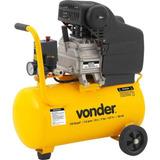 Compressor De Ar Portátil 2hp 7,6/24 24 Lts Com Óleo Vonder