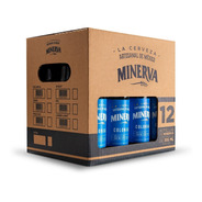 Cerveza Minerva Colonial 12 Pack