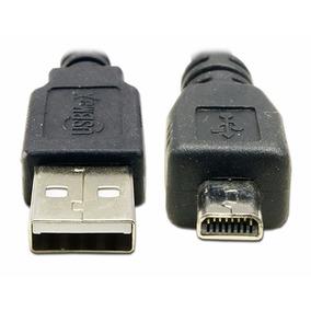 Cable Usb Nikon Coolpix A10 A100 A300 B500 Aw100 Aw110 Uc-e6