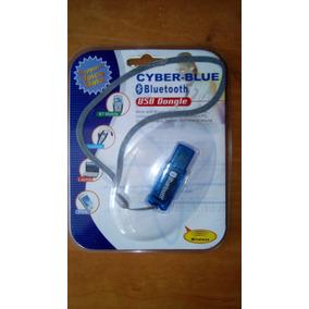 Usb Dongle Bluetooth - Cyber-blue