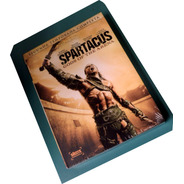 Dvd Original Pack 3 Dvd Spartacus Temporada 2