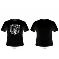 Camiseta Johnny Ramone (preta Ou Branca)