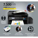 Impresora Epson L575 Sistema Continuo De Tinta Wifi, Fax.