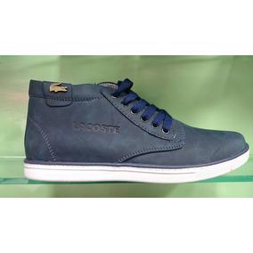 Zapato Bota Lacoste Hombre