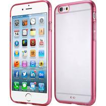 Estuche Iphone 6 Plus Termopoliuretano Rosa Laza