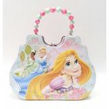 Princesas Disney Rapunzel Lonchera Retro Tin Box Co