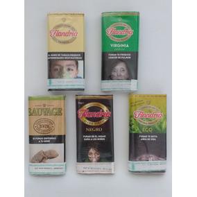 Tabaco Para Armar Flandria En Sus 6 Variedades
