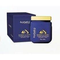 Mascara Banho De Ouro Hobety 750gr